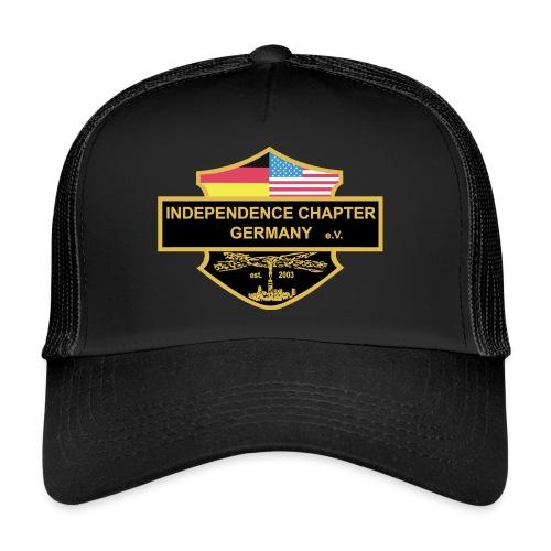 Indis Logo bunt - Trucker Cap