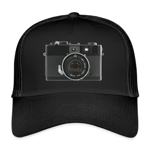 Vintage Camera Auto S3 - Trucker Cap