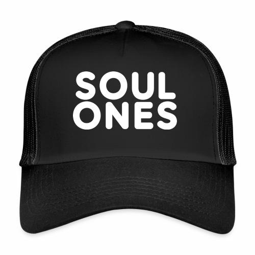 Soulones logo2 - Trucker Cap