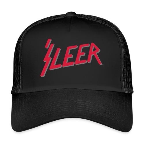 'S LEER – lustige Geschenkidee für Metalfans - Trucker Cap