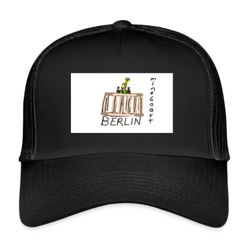 Berlin meine Stadt - Trucker Cap
