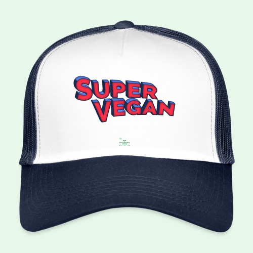 Super Vegan - Trucker Cap