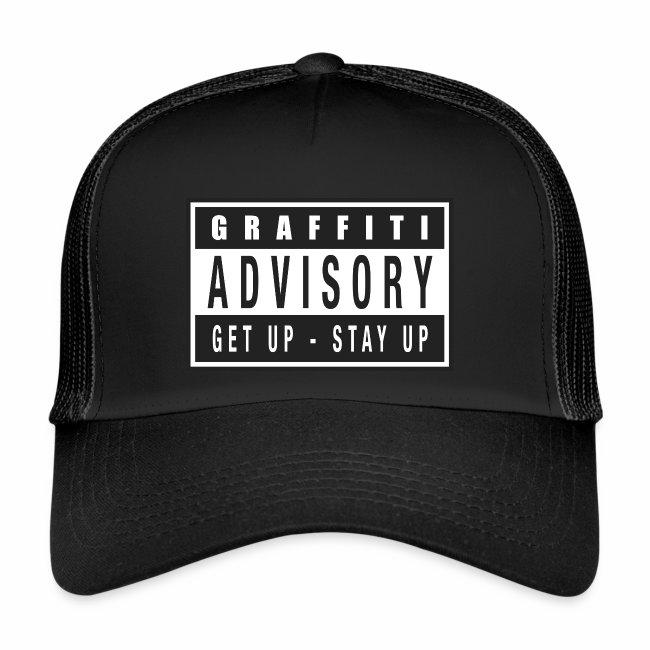 Graffiti Advisory #1 √
