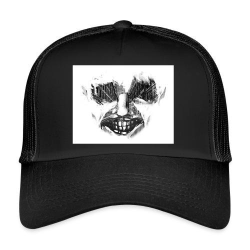 ansiktet stad final - Trucker Cap