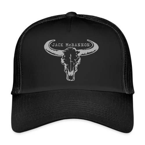 Jack McBannon - Bull Head - Trucker Cap