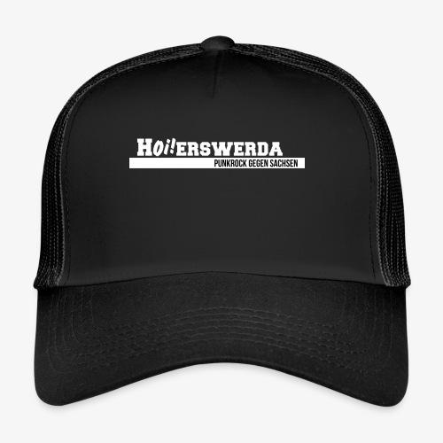 Logo Hoierswerda transparent - Trucker Cap