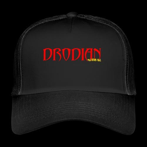 DRODIAN RBO RAYGUN - Trucker Cap