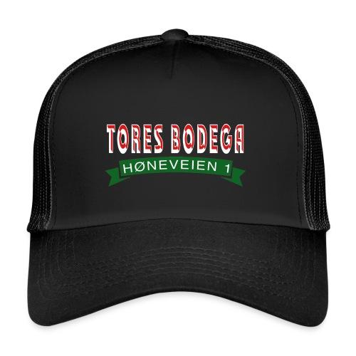 ToresBodega CAPSmodHVIT - Trucker Cap