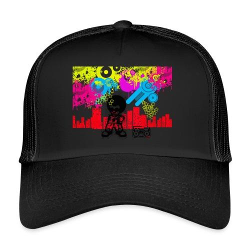 Borse personalizzate con foto Dancefloor - Trucker Cap