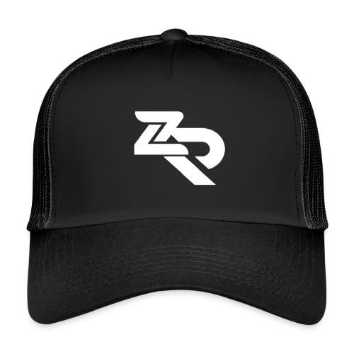 ZR Hoodie - Trucker Cap