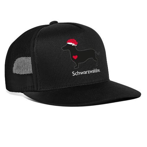 Dackel Schwarzwaldine - die Schöne - Trucker Cap