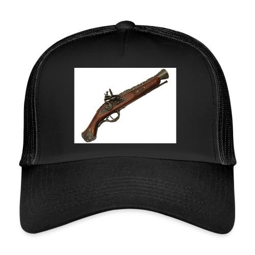 Pistola - Gorra de camionero