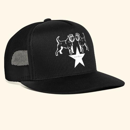 Brussels Griffon star - Trucker Cap