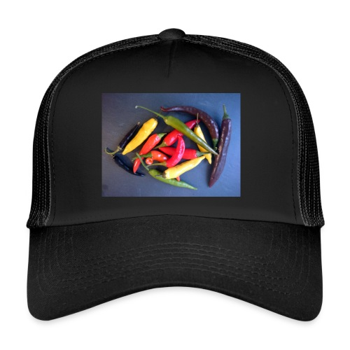 Chili bunt - Trucker Cap