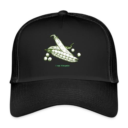 i mog strangalan - Grüne Bohnen - Trucker Cap