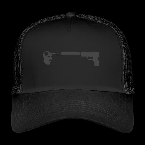 csgo usp headshot - Trucker Cap