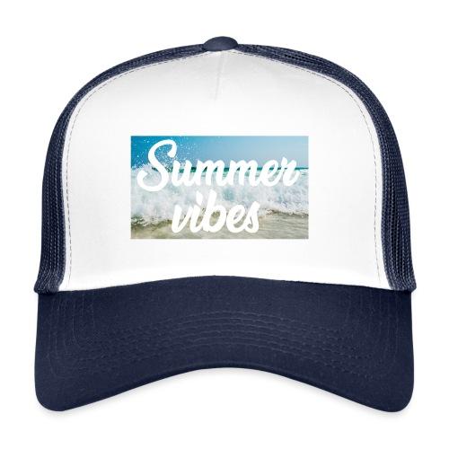 Summervibes - Trucker Cap
