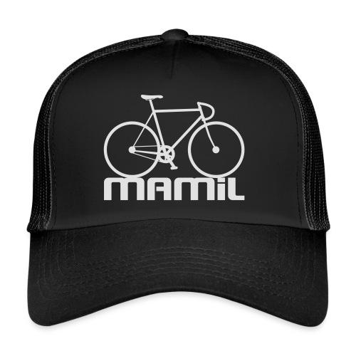 MAMiL Water bottle - Trucker Cap