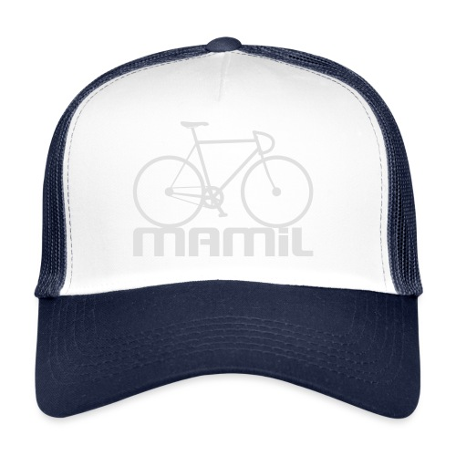 MAMiL Water bottle - Trucker Cap