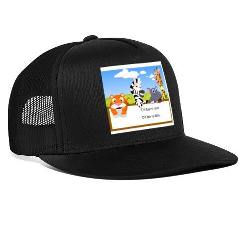 Your-Child Name - Trucker Cap