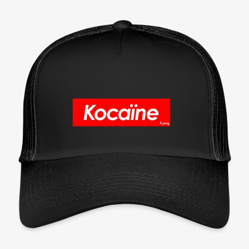 sportswear brand by cocain&pussy - Trucker Cap