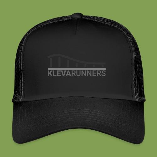 Kleva Runners Logo - Trucker Cap