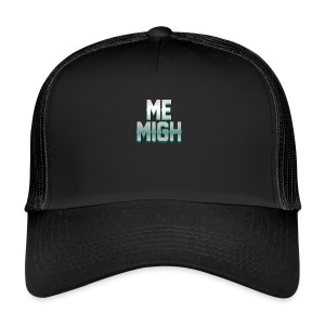 MeMigH | Merch Kollektion - Trucker Cap