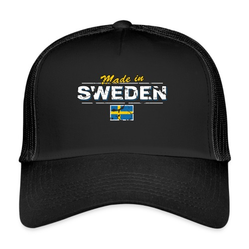 MADE IN SWEDEN - Trucker Cap