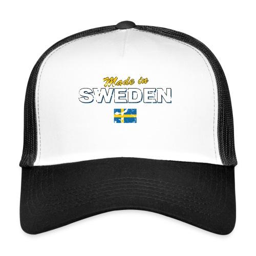 MADE IN SWEDEN - Trucker Cap