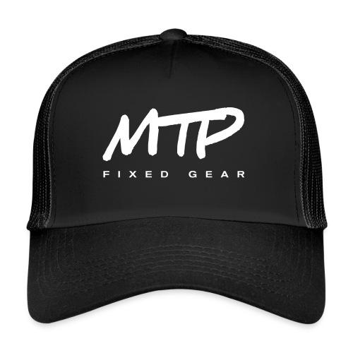 logo produits blanc png - Trucker Cap