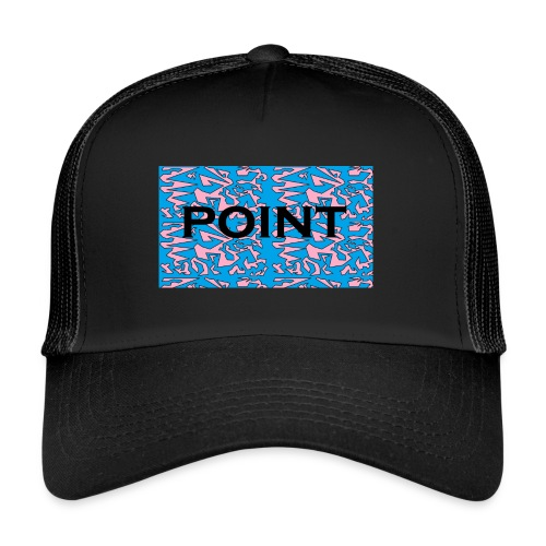 POINT - Trucker Cap