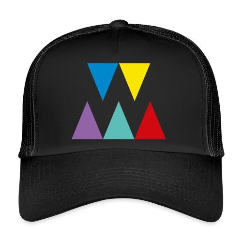 Logo We are les filles - Trucker Cap