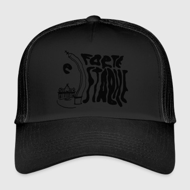 strongandstable roma - Trucker Cap