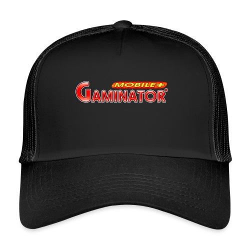 Gaminator logo - Trucker Cap
