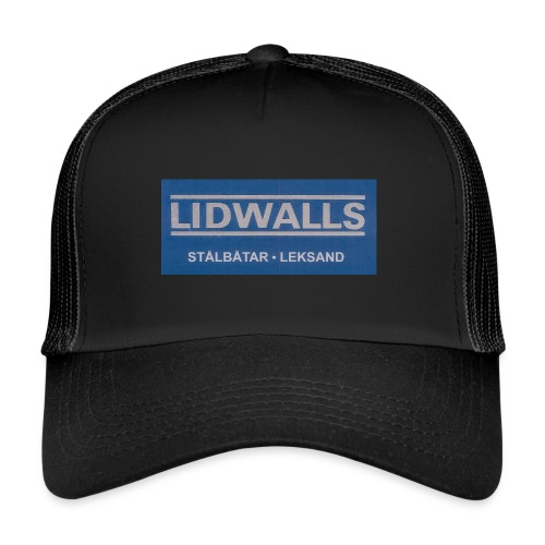 Lidwalls Stålbåtar - Trucker Cap