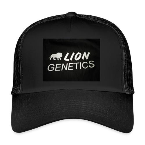 Liongenetics Logo - Trucker Cap