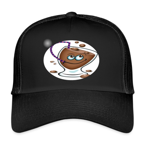 chocolate - Trucker Cap