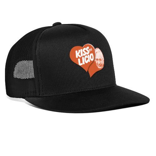 Kiss Me Licio - Trucker Cap