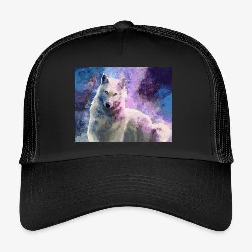 White Wolf - Trucker Cap