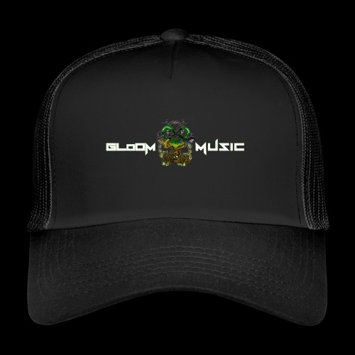 GloOm Music Tree - Trucker Cap