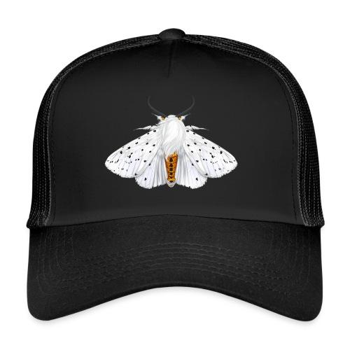 white ermine - Trucker Cap