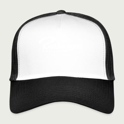 RuokangasGuitars white - Trucker Cap