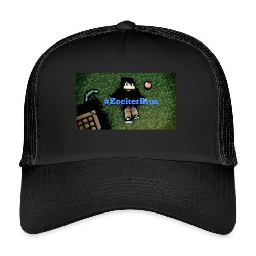 #Zockerbros t-shirt - Trucker Cap