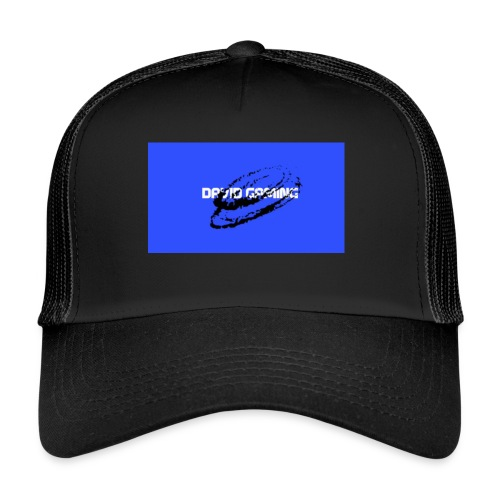 David gaming logo - Trucker Cap