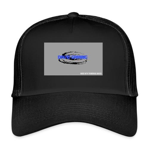 Thumbnail1 51160111486E12 - Trucker Cap