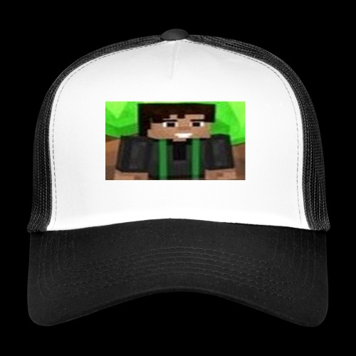 EnZ PlayZ Profile Pic - Trucker Cap