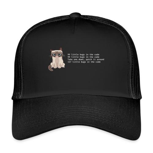 99bugs - white - Trucker Cap