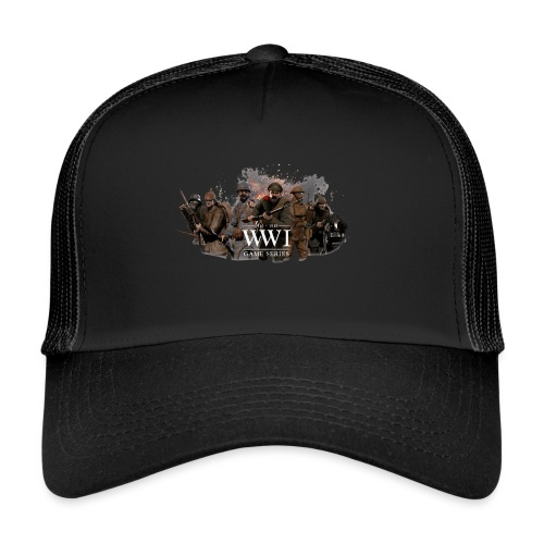 WW1 Game Series - Trucker Cap