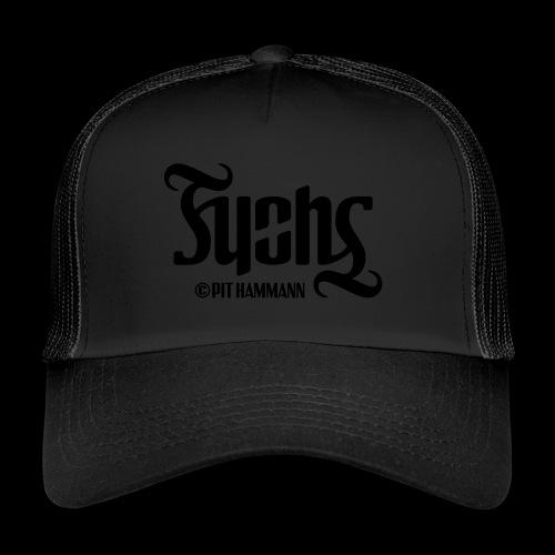 Ambigramm Fuchs 01 Pit Hammann - Trucker Cap