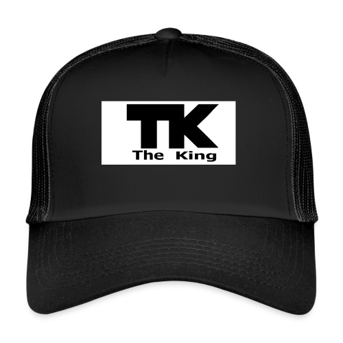 The King med ram - Trucker Cap